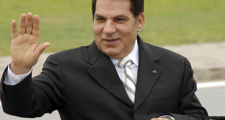 Décès du président déchu Zine el Abidine Ben Ali (autorités)