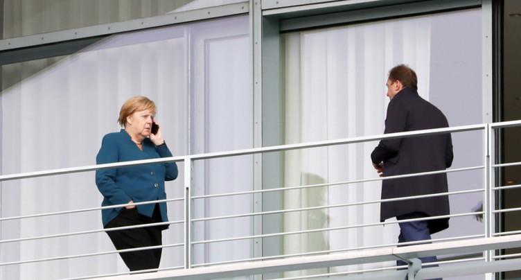 L'Allemagne accouche dans la douleur d'un grand plan climatique