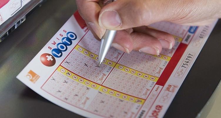 Pas de nouveau millionnaire au tirage du Swiss Lotto