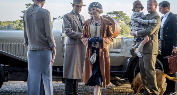 Entrée majestueuse de « Downton Abbey » au box-office nord-américain