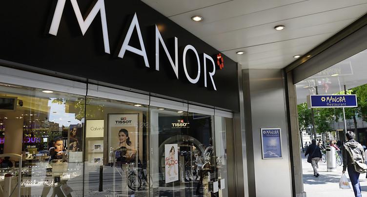 Manor ferme son magasin de la Bahnhofstrasse à Zurich