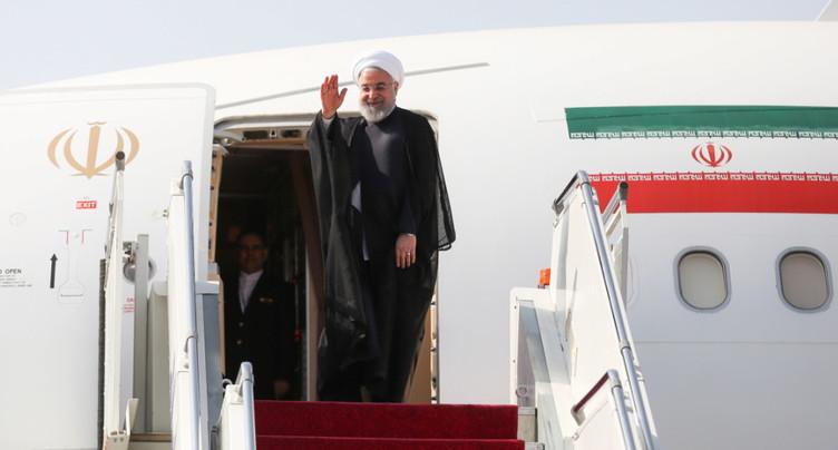 Le président iranien à l'ONU en quête de soutien face à Washington