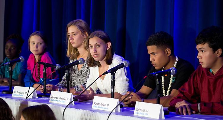 Climat: après les manifs, des jeunes intentent une action juridique contre 5 pays