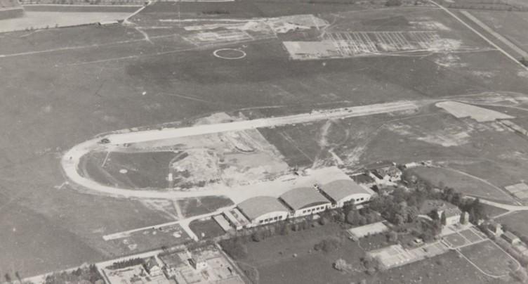 Genève disait oui à un « champ d'aviation » il y a un siècle