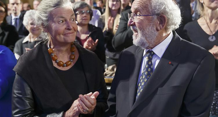 Le Prix Nobel de physique Michel Mayor embrase le Dies Academicus