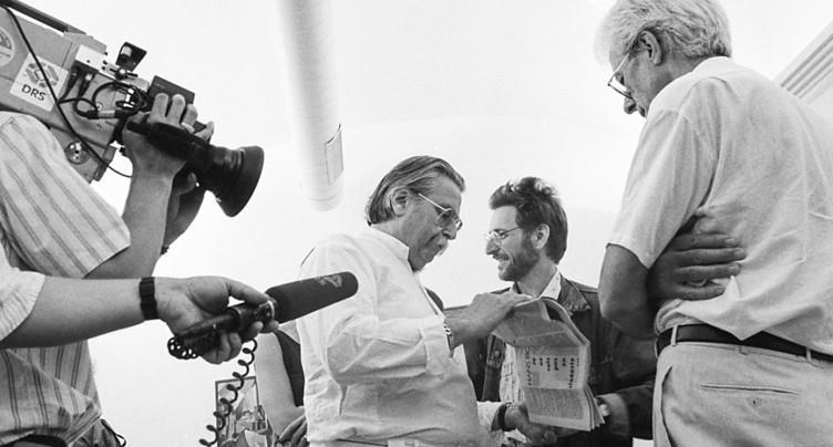 La Cinémathèque suisse rend hommage à Freddy Buache