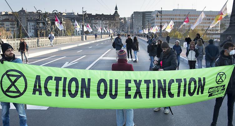 Extinction Rebellion: un mouvement non-violent parce qu'organisé
