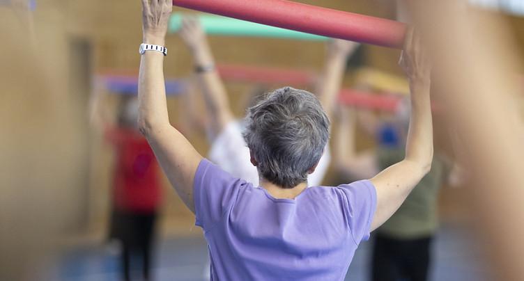 Les différences sociales influencent l'état de santé des seniors