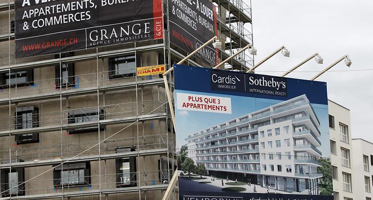 Hausse des prix des maisons et logements en propriété durant l'été