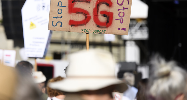Initiative populaire lancée contre la technologie 5G