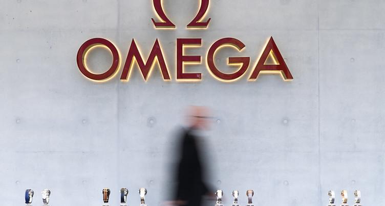 Omega met un pied dans le marché des montres d'occasion