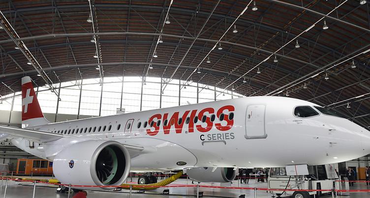 Swiss rencontre des problèmes moteur avec ses Airbus A220