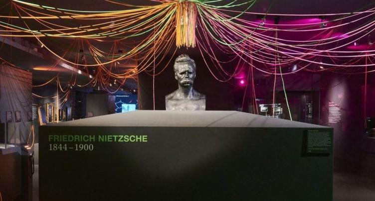 Friedrich Nietzsche au Musée historique de Bâle