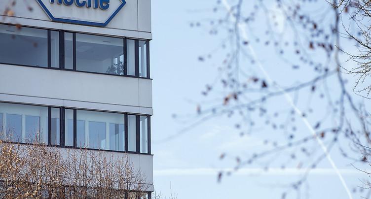 Roche tient aisément ses promesses de croissance sur neuf mois