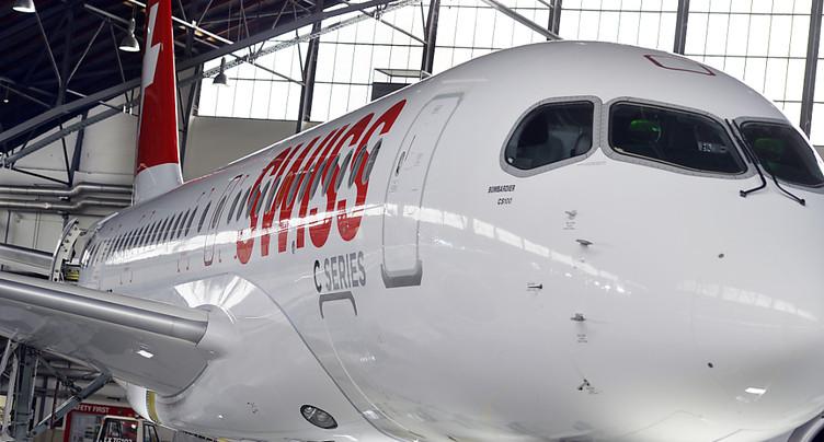 Swiss: la majorité des avions A220 inspectés et remis en service