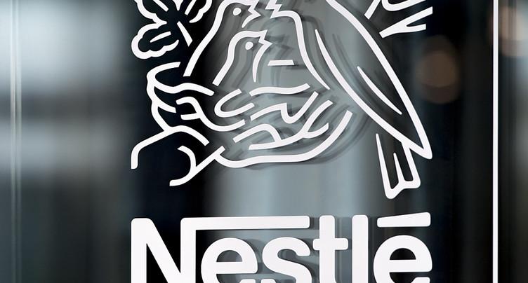 Nestlé poursuit sa croissance sur neuf mois