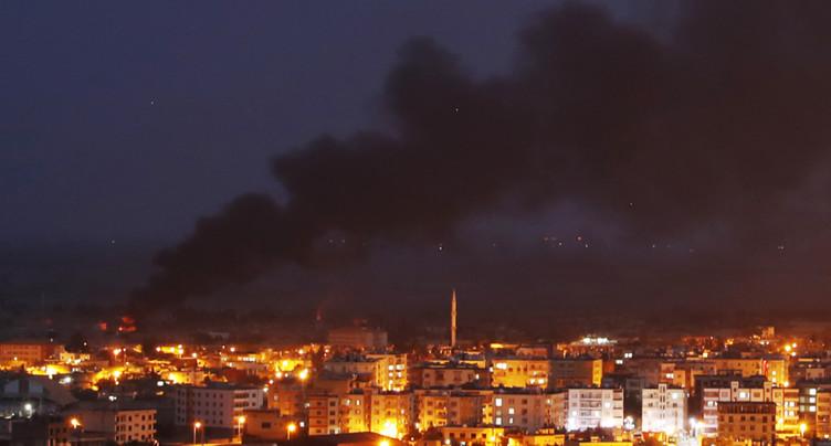 Syrie: L'offensive turque a fait 300'000 déplacés (ONG)