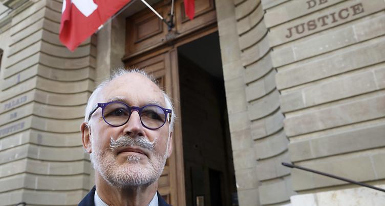 Peine confirmée pour le vice-président d'Exit Suisse romande