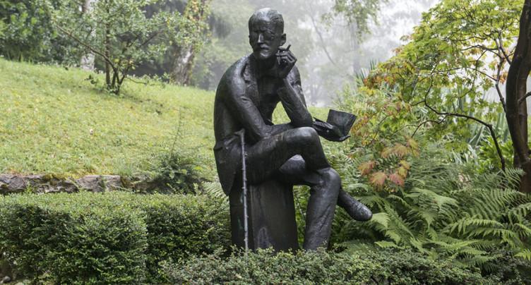 Dublin réclame les cendres de James Joyce qui sont à Zurich