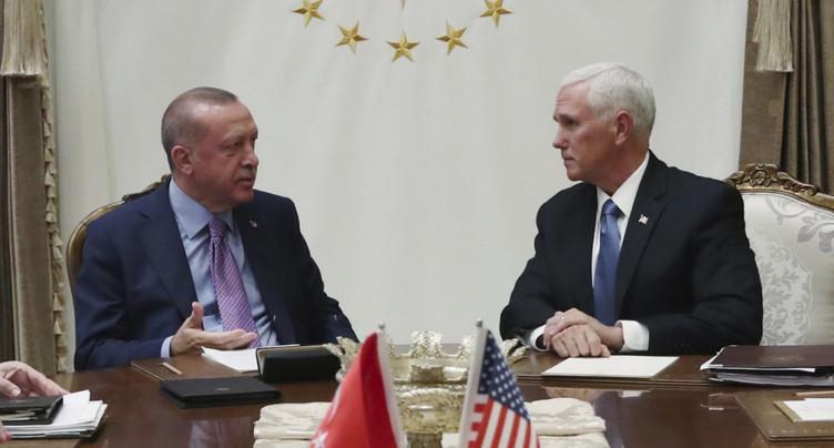 D'autres sanctions contre Ankara s'il n'y a pas de trêve en Syrie
