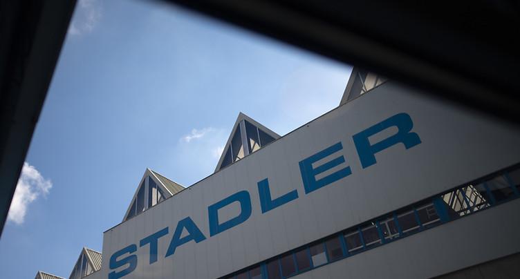 Stadler confirme une commande de 22 locomotives en Espagne