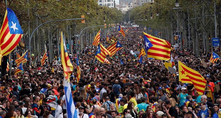 « Grève générale » et manifestation à Barcelone après des violences