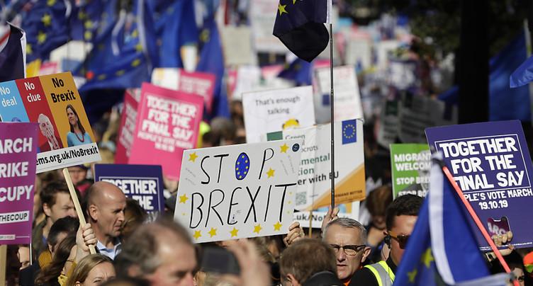 Vote historique sur le Brexit au Parlement britannique