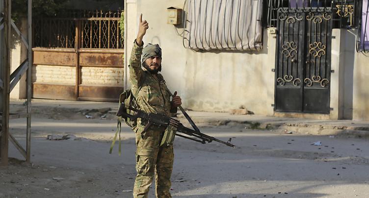 Kurdes accusés de violer l'accord de cessez-le-feu en Syrie