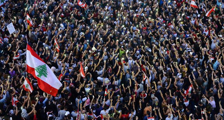 Les Libanais affluent pour une nouvelle mobilisation
