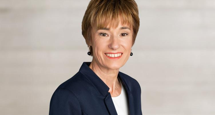 Ruth Humbel (PDC/AG) est l'élue la plus expérimentée
