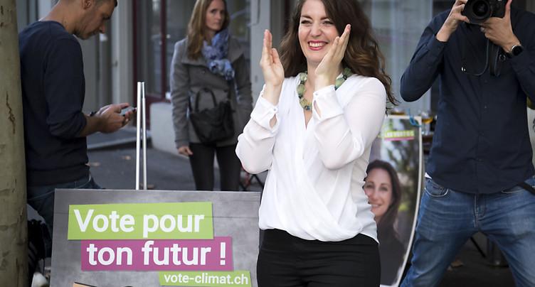 Le Conseil national n'aura jamais été aussi féminin et jeune
