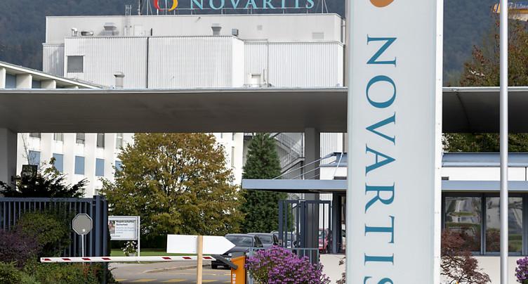 Novartis relève ses ambitions pour 2019, après un trimestre robuste