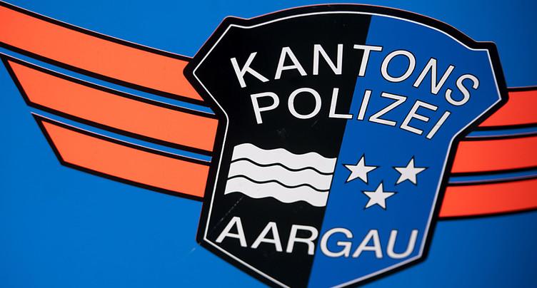 Arrestation d'un suspect après un meurtre à Killwangen (AG)