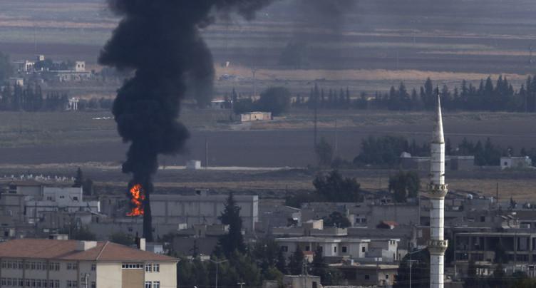 L'offensive turque en Syrie reprendra faute d'un retrait kurde
