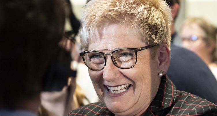 Beatrice Simon se retire de la course au Conseil des États
