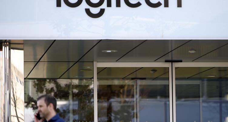 Logitech améliore sa performance au 2e trimestre