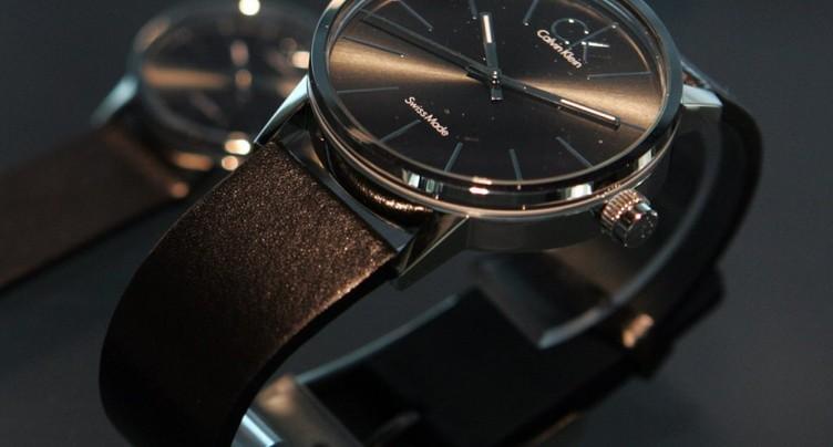 Swatch Group laisse expirer le contrat de licence avec Calvin Klein