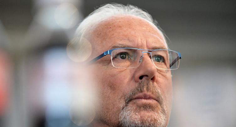 FIFA: le MPC demande une expertise médicale pour Beckenbauer