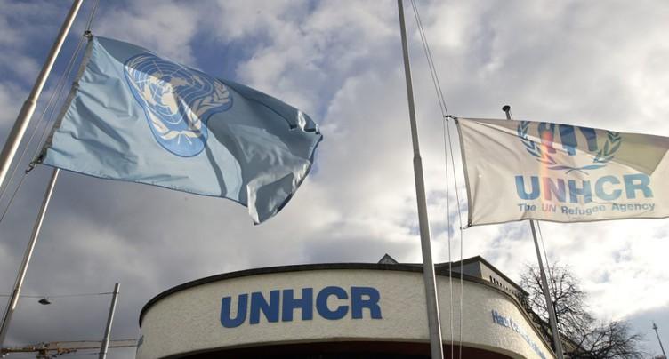 Un Kurde syrien s'immole par le feu devant le HCR à Genève