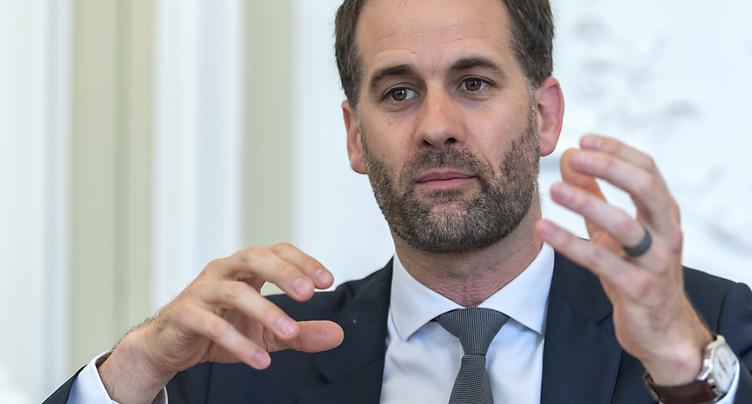 Antonio Hodgers « n'exclut pas » une candidature au Conseil fédéral