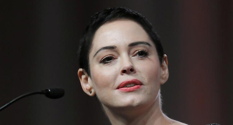 Rose McGowan attaque Weinstein pour avoir tenté de la faire taire