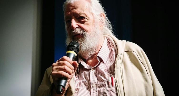 Le producteur de cinéma neuchâtelois Freddy Landry n'est plus