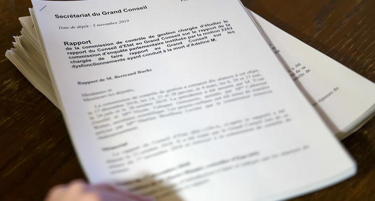 La commission de contrôle s'inquiète du fonctionnement de Curabilis