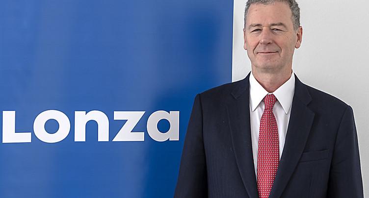 Lonza voit partir son directeur général