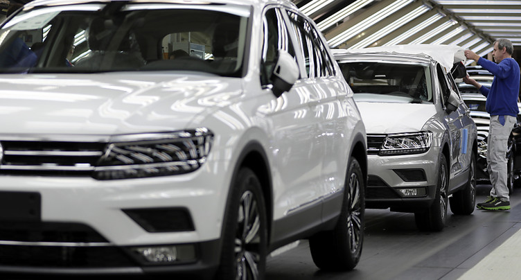 Les mises en circulation de véhicules progressent en octobre