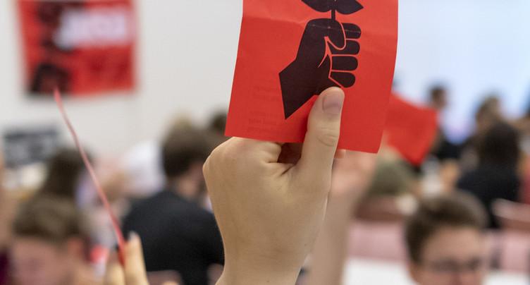 La Jeunesse socialiste veut un PS plus jeune, activiste et militant