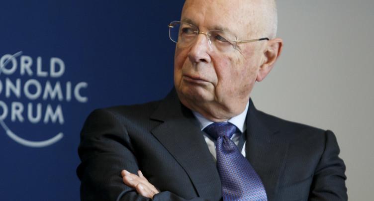 Le fondateur du WEF Klaus Schwab ne peut pas devenir Suisse