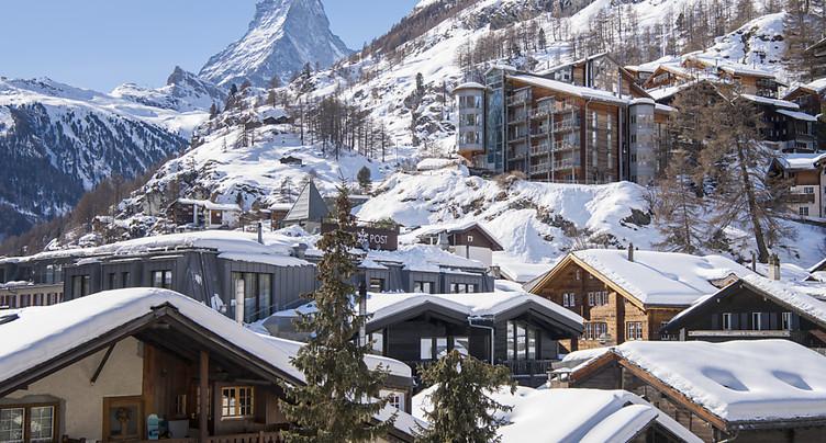 Le prix du tourisme décerné à une start-up de Zermatt