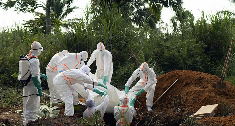 L'OMS « préqualifie » un premier vaccin contre Ebola