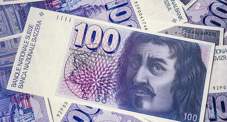 Le délai pour l'échange des billets de banque levé